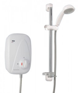 Mira Vigour Power Shower Thermostatic